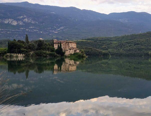 La Casa Verde Apartment - Castel Toblino