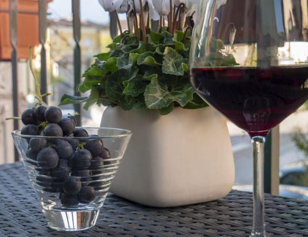 La Casa Verde Apartment - Grapes and Wine-min
